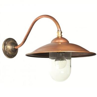 Landelijke buitenlamp voor aan je gevel mooi chique - Buitenverlichting gevelhuis ...