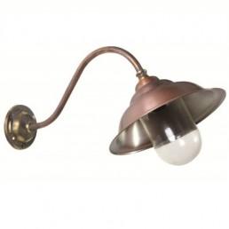 stallamp koper