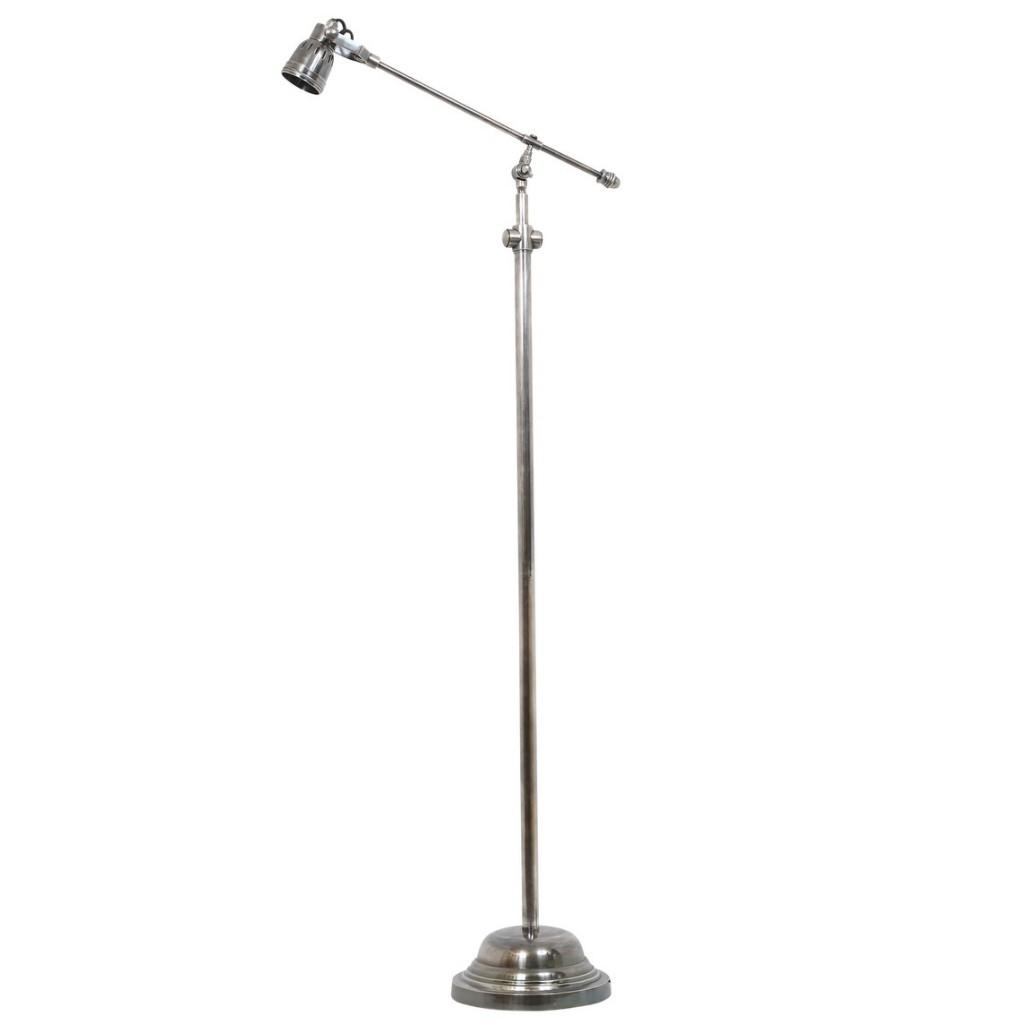 Bekend Zilveren staande lamp DU-3008 - &BY74