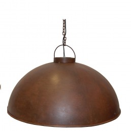 stoere rustieke hanglamp