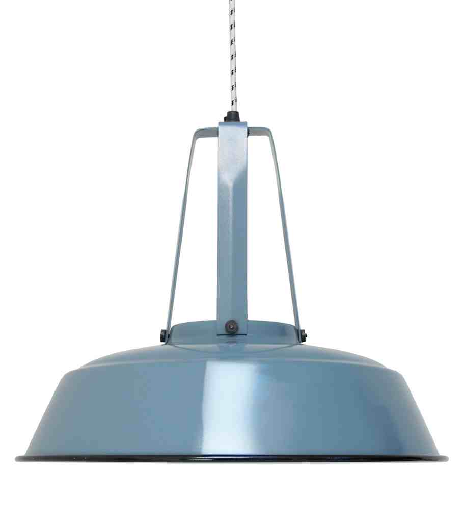 Blauwe Lamp Hk Living kopen op Stoerelampen.nl
