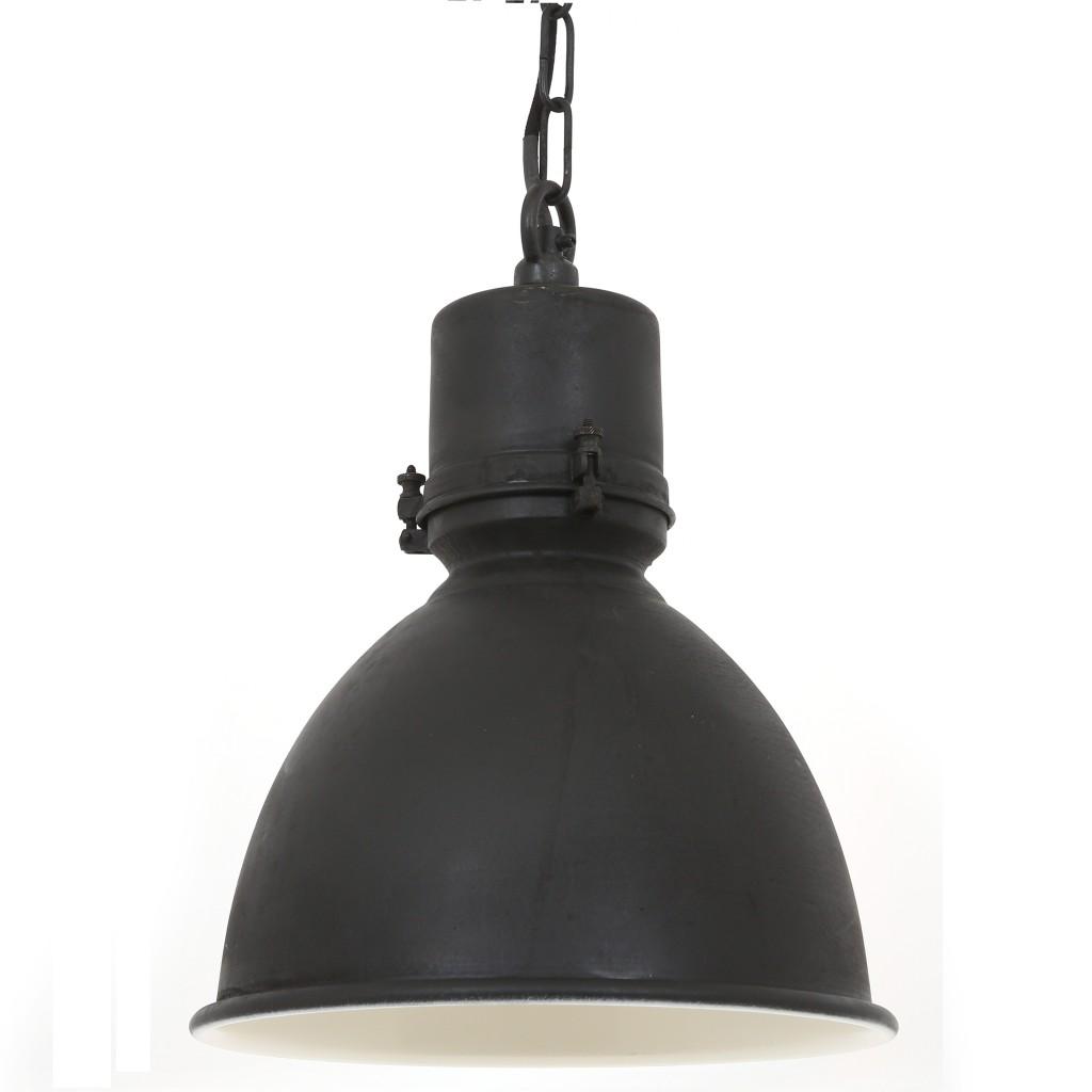 Fabriekslamp zwart kopen online op for Industriele lamp keuken