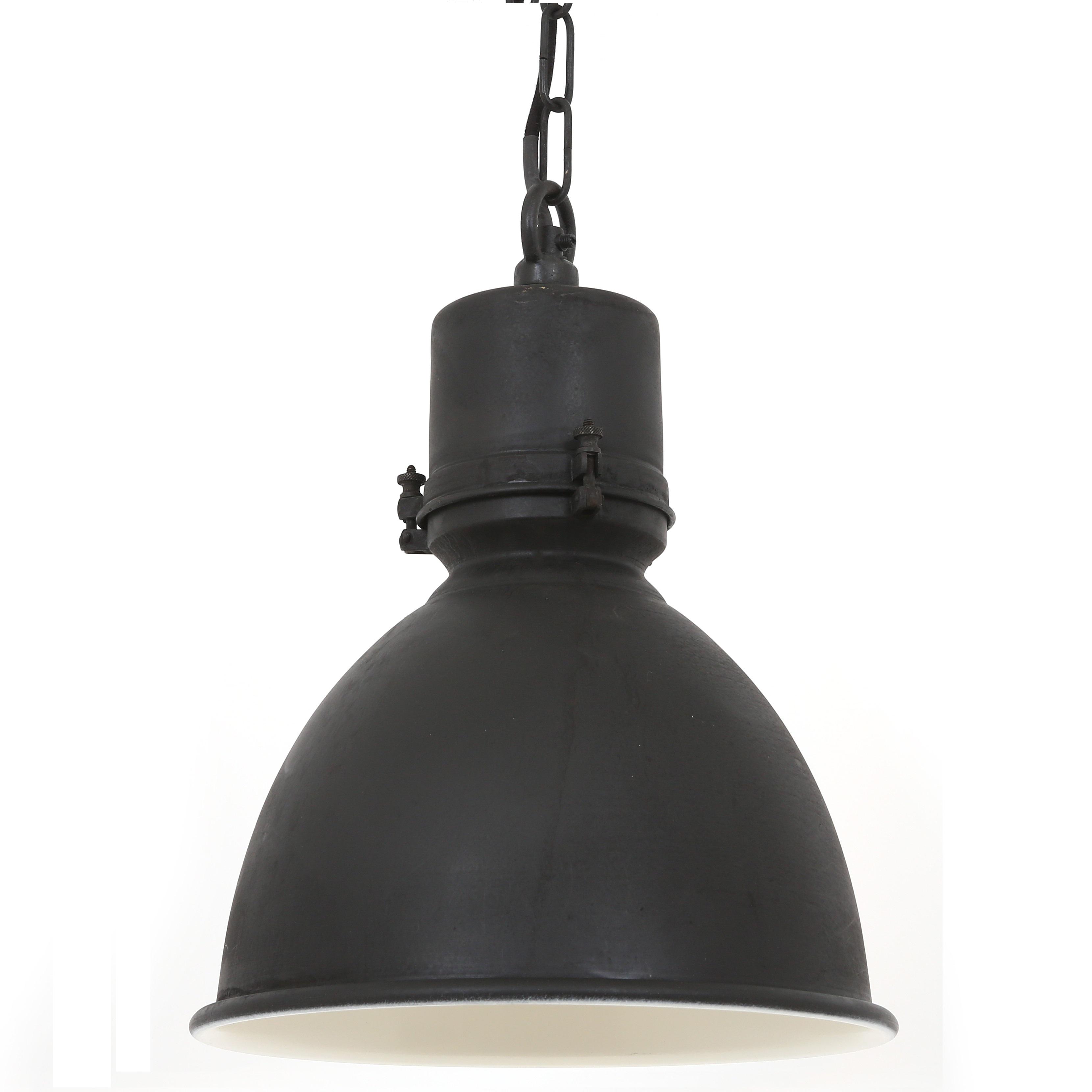 Industriele Hanglamp Keuken : Fabriekslamp Zwart kopen? Online op Stoerelampen.nl
