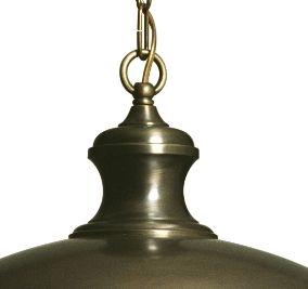 Nostalgische hanglamp met klassieke look stoere lamp for Nostalgische lampen