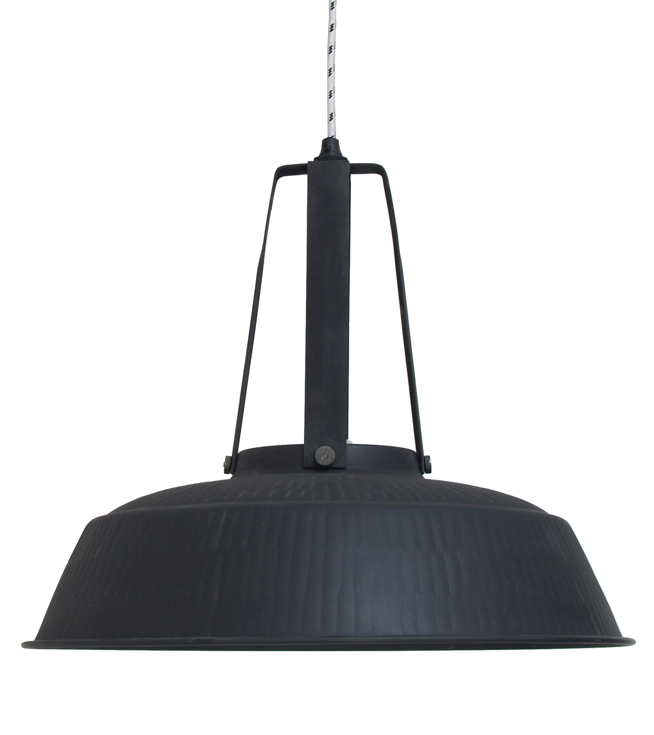 fabriekslamp mat zwart bestel 39 m bij. Black Bedroom Furniture Sets. Home Design Ideas