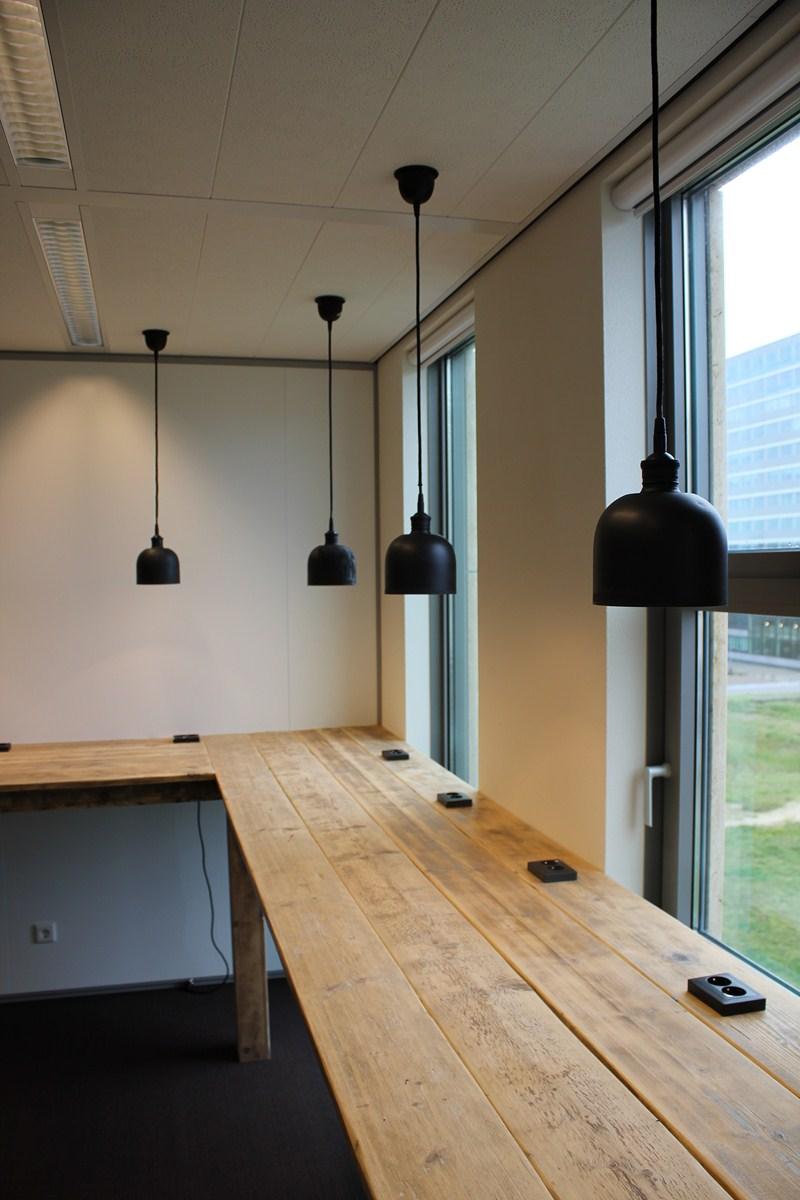 Keukenlamp Landelijk : Grote Fabriekslamp Zwart DU-1003 Superkwaliteit! Industrieel design in