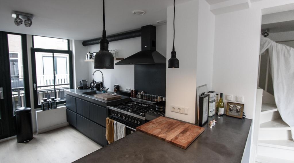 Keukenlamp Landelijk : Home > Producten > Industri?le hanglampen > Kleine Keukenlamp NO-1005